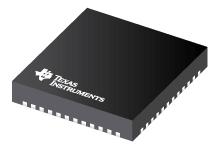 Datasheet Texas Instruments CC430F5143IRGZR