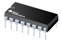CMOS Hex Voltage-Level Shifter for TTL-to-CMOS or CMOS-to-CMOS Operation - CD4504B