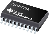 BiCMOS FCT Interface Logic Octal Inverting Buffers/Line Drivers with 3-State Outputs - CD74FCT240