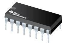 Datasheet Texas Instruments CD74HCT153MG4