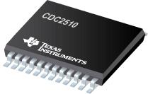Datasheet Texas Instruments CDC2510