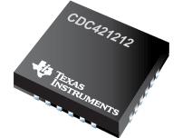 Datasheet Texas Instruments CDC421212RGERG4