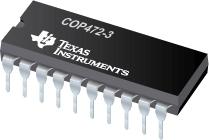 COP472-3 Liquid Crystal Display Controller - COP472-3