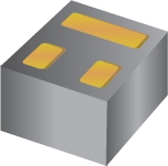12V N-Channel FemtoFET™ MOSFET - CSD13380F3