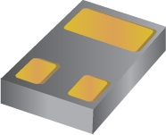 30-V, N channel NexFET™ power MOSFET, single LGA 1 mm x 0.6mm, 128 mOhm, gate ESD protection