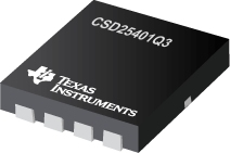 P-Channel NexFET™ Power MOSFET - CSD25401Q3