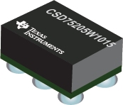 Datasheet Texas Instruments CSD75205W1015