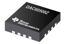 8-Channel, True 12-Bit, SPI, Voltage-Output DAC With Precision Internal Reference - DAC60508Z