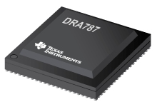 SoC processor w/ 2x 750 MHz C66x DSP and 2 Dual Arm Cortex-M4 & EVE for Audio Amplifier - DRA787