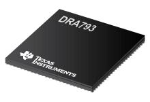 Datasheet Texas Instruments XDRA793BDGCBD