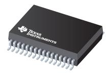 Datasheet Texas Instruments DRV595DAP