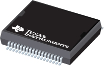 52-V, 12-A dual H-bridge or bipolar stepper with current regulation & PWM control