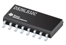 Quad Differential Line Receivers - DS26LS32C