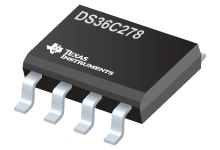 Datasheet Texas Instruments DS36C278MX/NOPB