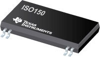 Dual, Isolated, Bi-Directional Digital Coupler - ISO150