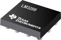 用于 LTE 和 HSUPA 的 LM3209 无缝转换降压-升压转换器 - LM3209