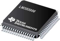 Datasheet Texas Instruments LM3S5956-IQR80-C5