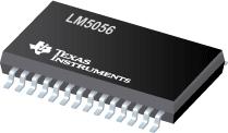 Datasheet Texas Instruments LM5056PMHX/NOPB