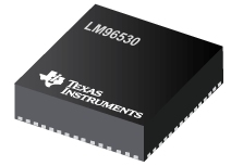 8-Channel, Low Noise I2C Programmable T/R Switch for Ultrasound - LM96530