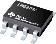 Texas Instruments LME49722MA/NOPB