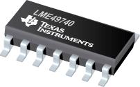 Texas Instruments LME49740MA/NOPB