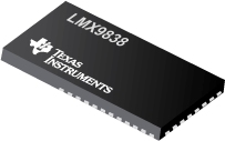 Wireless MCU and Smart RF Transceiver Module - LMX9838
