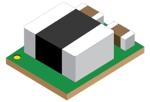 36-V, 1-A Step-Down DC-DC Power Module in 3.8-mm × 3-mm Package - LMZM23601