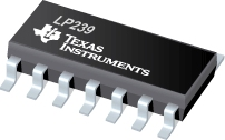 Datasheet Texas Instruments LP239D