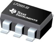 Single Output LDO, 150mA, Fixed(5.0V), 1.5% Tolerance, Low Quiescent Current, Low Noise - LP2985-50