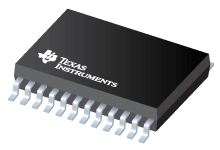 16-bit Ultra-Low-Power Microcontroller, 8KB Flash, 512B RAM, 1x SD24
