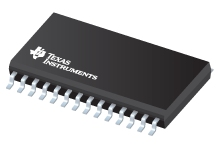 16-bit Ultra-Low-Power Microcontroller, 8kB Flash, 256B RAM, 10 bit ADC, 1 USART - MSP430F1232
