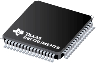 16-Bit Ultra-Low-Power Microcontroller, 32 kB Flash, 1KB RAM, 12 bit ADC, 2 USARTs, HW multiplier - MSP430F147
