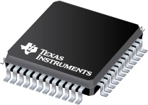 Capacitive Touch MCU with 16 touch IO (64 sensors), 32KB FRAM, 6KB SRAM, 43 IO, 12-bit ADC, 105C - MSP430FR2675