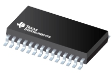 MSP430FR5730 24 MHz ULP microcontroller with 4 KB FRAM, 1 KB SRAM,  21 IO, 10-bit ADC and comparator - MSP430FR5730