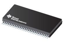 16 MHz Ultra-Low-Power Microcontroller featuring 64KB FRAM, 2KB SRAM, 51 IO, ADC12, AES - MSP430FR5922