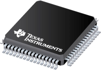 MSP430FR5987 16 MHz ULP Microcontroller featuring 64 KB FRAM, 2 KB SRAM, 48 IO, ADC12, Scan IF, AES - MSP430FR5987