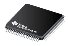 Rotary Sensing MCU with extended scan interface, 64KB FRAM, LCD  for flow meters