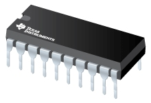 16 MHz MCU with 4 KB Flash, 256 Byte RAM, 24 IO, 2 16-bit Timers and comparator - MSP430G2313