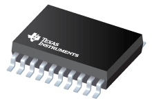 16 MHz MCU with 16 KB Flash, 512 Byte RAM, 10-bit ADC, 24 IO, 2 16-bit Timers and comparator - MSP430G2553