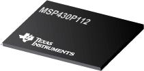 16 ビット超低電力マイクロコントローラ、4 kB OTP、256B RAM - MSP430P112