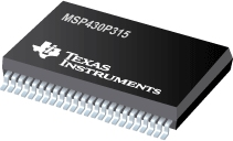 Texas Instruments MSP430P315IDLR