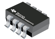 WCSP-8 Micropower Rail-To-Rail Operational Amplifier