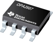 Dual channel, low power, precision, 50-MHz decompensated CMOS op amp for cost sensitive systems