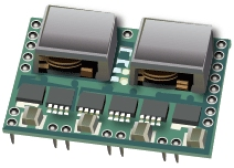 50A, 4.5V to 14V Input, Non-Isolated, Wide Output, Adjustable Power Module with TurboTrans