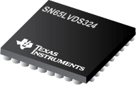 High Definition Image Sensor Receiver - SN65LVDS324