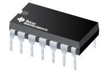 Hex inverters with open collector outputs - SN7405