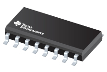 8-bit shift register with Schmitt-trigger inputs and 3-state output registers