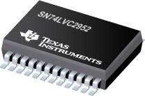 Datasheet Texas Instruments SN74LVC2952DBLE