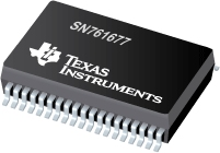TV/VCR Tuner IC With DC/DC Converter - SN761677