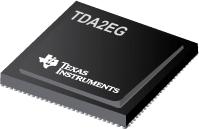 SoC Processor w/ Graphics & Video Acceleration for ADAS Applications - TDA2EG